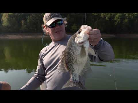 Arkansas Wildlife - S5.E5, Fall Fishing On The Little Missouri River