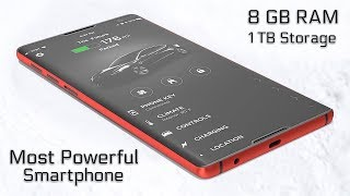 TOP 10 World Most Powerful Smartphone 2018   8GB RAM, 1T ROM, 40 MP, 4K, 960ps
