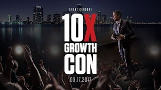 10X Growth Con - Grant Cardone