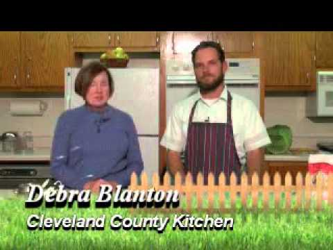 Cleveland County Kitchen