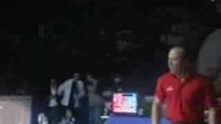 Taekwondo Finale DM 2008 Orcun Öztürk vs. Levent Tuncat
