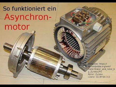AC-Motorkondensator-Hookup