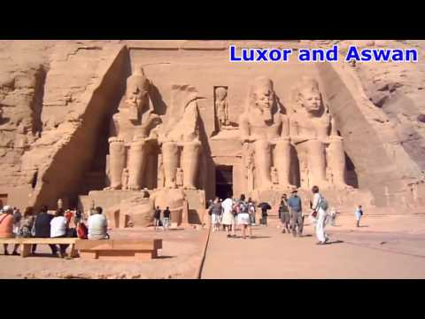 luxor and aswan - amazing trip 1 week in 4 min - egypt 2016 - hd by gopro