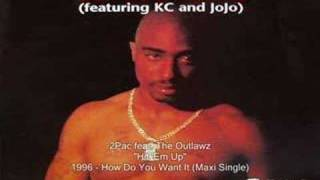 Скачать 2Pac Hit Em Up Feat The Outlawz