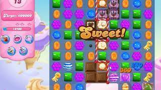 Candy Crush Saga Level 3995 NO BOOSTERS