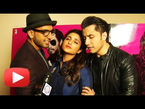 Kill Dil EXCLUSIVE Interview | Ranveer Singh, Parineeti Chopra & Ali Zafar