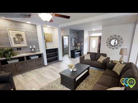 3D Home Tour - Manufacturedhomes.com - Kit Homes-Grand Manor 6009