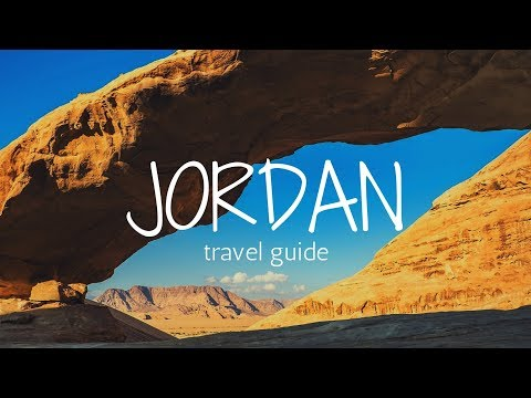 JORDAN Travel Guide, top 5 best places in jordan !!