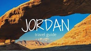 JORDAN Travel Guide, top 5 best places in jordan !!