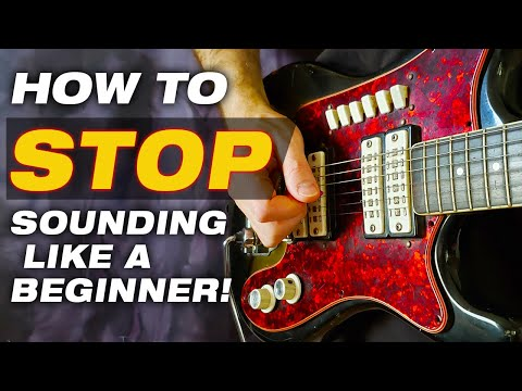 Play THIS Phrase for ONE Month  - STOP Sounding Like a Beginner!