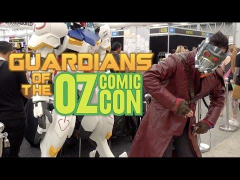 """Dance Off Bro"" (OZ ComicCon 2016) #SocialPositivity   Jayden Rodrigues JROD"
