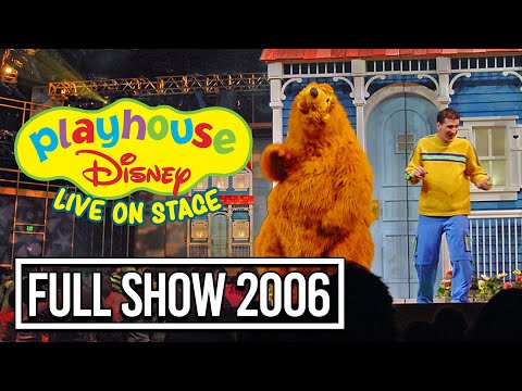 Playhouse Disney - Live on Stage at Disney's Hollywood ...