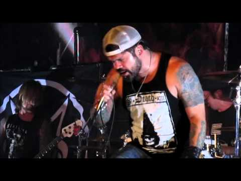 Drowning Pool @ The Realm in Toledo, Ohio May 5, 2016