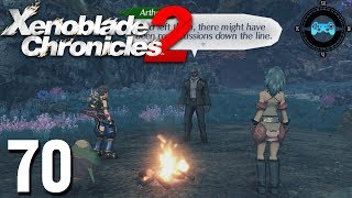 Stomach of a Dragon - Xenoblade Chronicles 2 Ep #70 [Blind Let's Play, Playthrough]