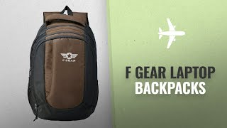 Save Big On F Gear Laptop Backpacks [2018] | Great Indian Festival