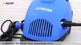 Máy rửa xe áp lực cao Jakcop APW-JK-90P nhanh chóng làm sạch vết bẩn như thế nào?