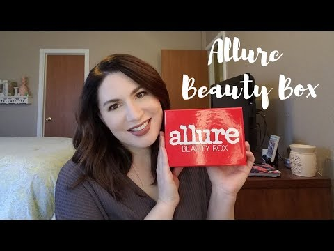 Allure Beauty Box December 2018 | NikkieTutorials Collab Box | Try on Style thumbnail