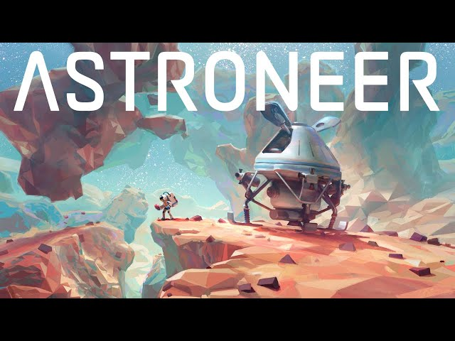 #37 Elon Musk version Astroneer #RoadToDragonCrew