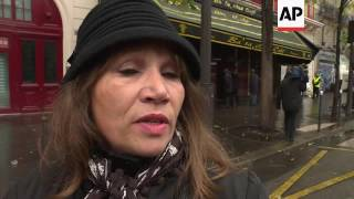 Psychologist, relatives react to Bataclan attack