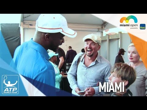 Tiafoe Goes Undercover To Prank Fans Miami 2018