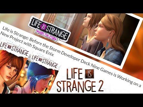 Life is Strange Update - September 2018: Before the Storm 2 Confirmed?