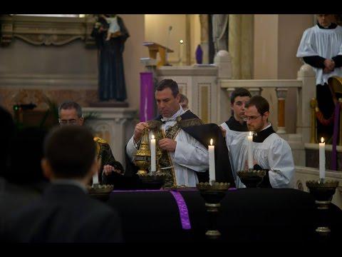 Joseph John Vennari Funeral