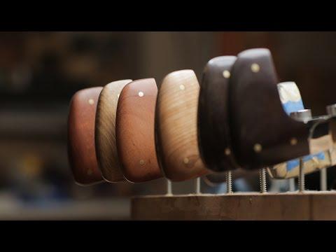 Custom Wood Espresso Machine Components | Slayer & Gauge Design Group