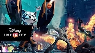 Disney Infinity: Marvel Super Heroes (2.0 Edition) - Guardians of the Galaxy Spotlight