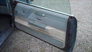 Repeat youtube video How To Door Panel Removal Classic G-Body Garage