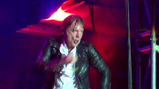 Iron Maiden - The Evil That Men Do (2018 live @ Messe Freiburg)