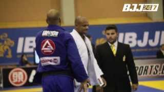 """Lucio Rodrigues """"Lagarto"""" -  European Open Jiu-Jitsu Championship 2014 Semi Final - www.bjj247.com"""