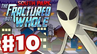 South Park: The Fractured But Whole - Gameplay Walkthrough Part 10 - Alien and Third Class!