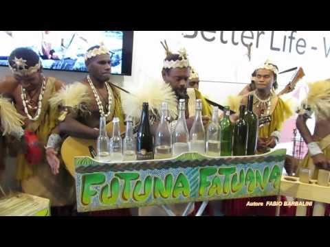 "EXPO MILANO 2015 - Vanuatu - Gruppo folcloristico ""Futuna Fatuana"""