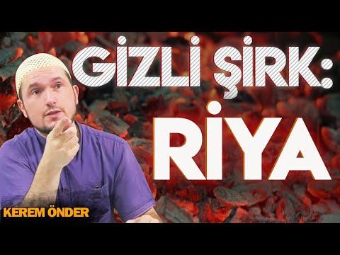 Gizli Şirk, RİYA 04.02.14 / Kerem Önder