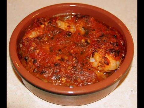 Moroccan Shrimp Pil Pil Style Recipe Cookingwithalia