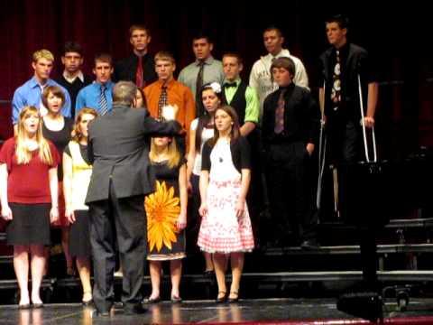 2011 Festival Cokeville High School Choir