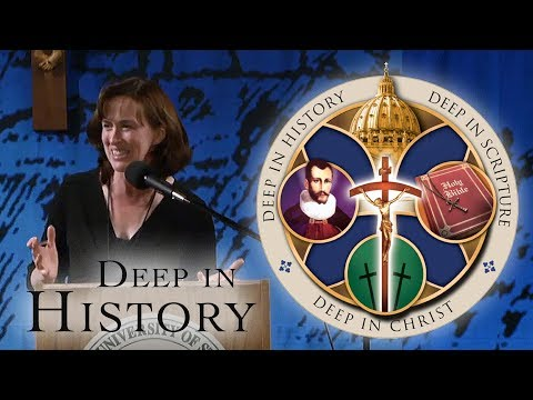 Authority as Gift - Dr. Theresa Farnan - Deep in History