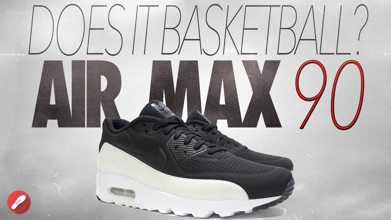 Does It Basketball? Air Max 90!
