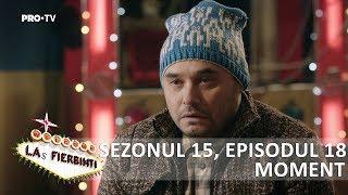 Las Fierbinti - SEZ. 15, EP. 18 - Dorel, portar la fotbal