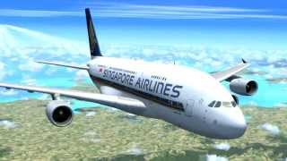 Tribute to Singapore Airlines [FSX HD]