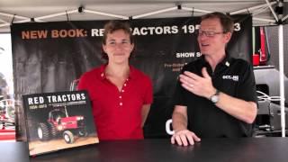 Farm Progress 2013: Lee Klancher Highlights New Red Tractors Book & Calendars