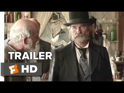 Bone Tomahawk TRAILER 1 (2015) - Kurt Russell, Matthew Horror Western HD