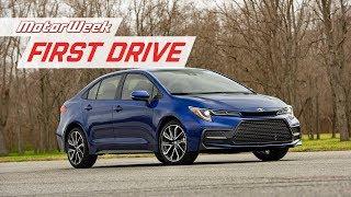 2020 Toyota Corolla | First Drive