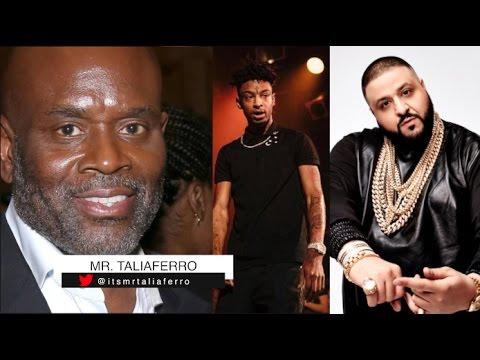 LA Reid Leaves EPIC Records Leaving 21 Savage & Dj Khaled After Sexual Harassment Allegations Emerge