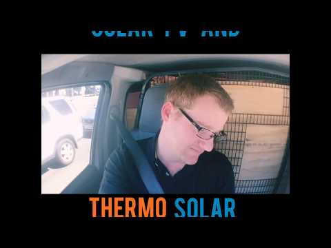 Why you should use Thermo Solar with your solar PV