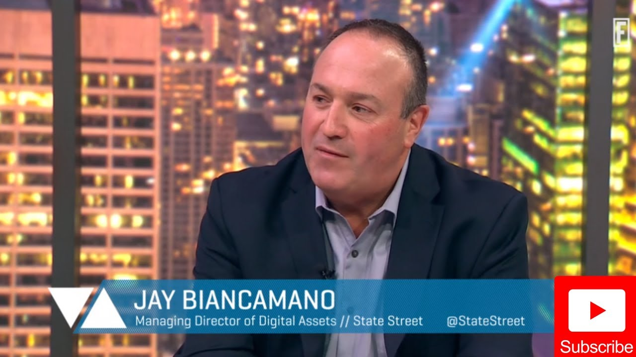 Digital Assets Will 'Trickle, Trickle, Trickle—Then Flood,' State Street Exec Says