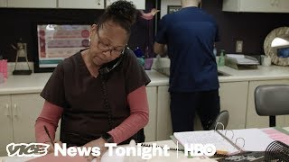 What It's Like at an Alabama Clinic Still Performing Abortions (HBO)