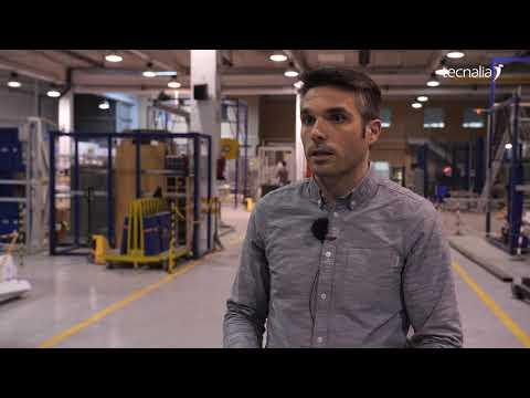 <p>Laboratorio de ensayos mecánicos y durabilidad al uso</p>