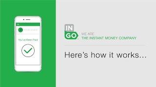 Ingo Money Pay Anyone Anywhere Any Time