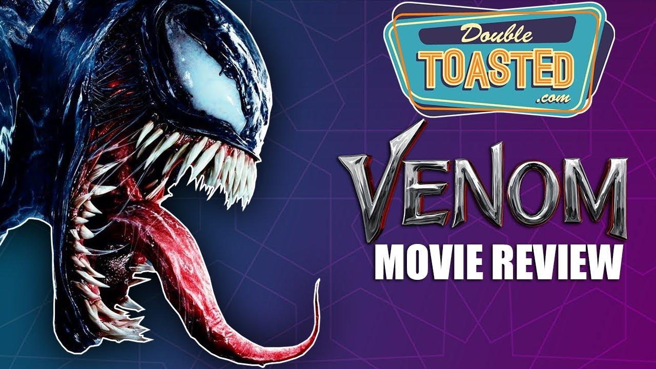 VENOM 2018 MOVIE REVIEW (Starring Tom Hardy) - Double ...